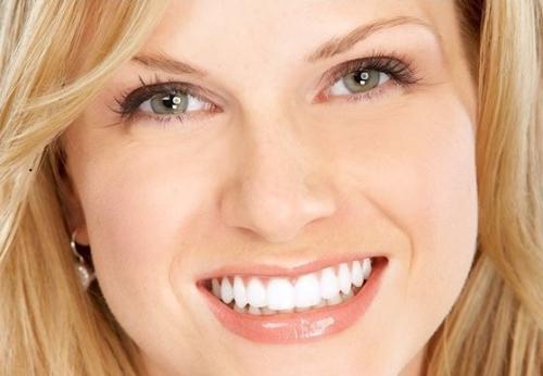 牙齿的变形计